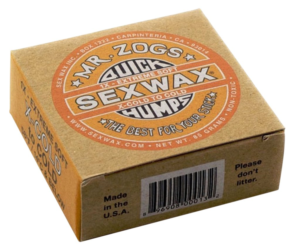 Sex Wax Mid-Cool to Warm (4x - Firm)