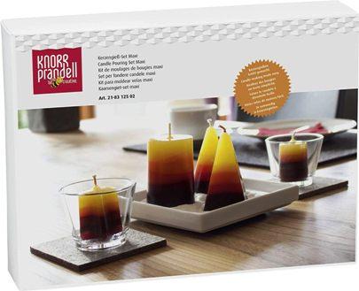 Juego para fabricar Velas Maxi - Knorr Prandell