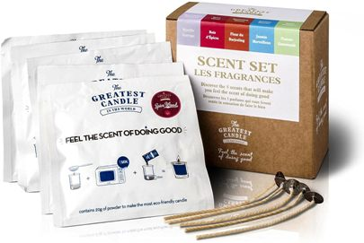 The Greatest Candle In The World Essencial Essential Kit