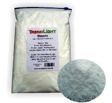 TrendLight 890019 1 kg de Estearina pura 100% para hacer velas