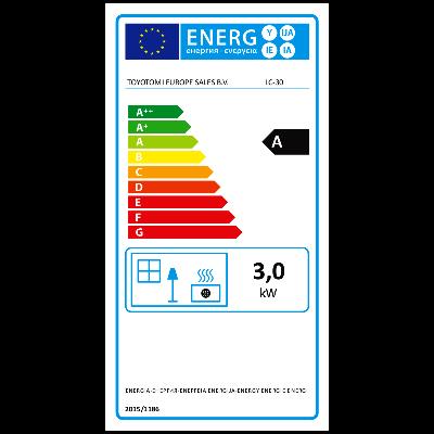 Eficiencia energética LC-30